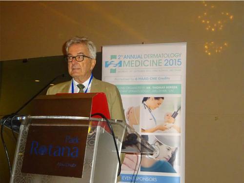 2nd Dermatology Medicine 2015- 19 Sept 15