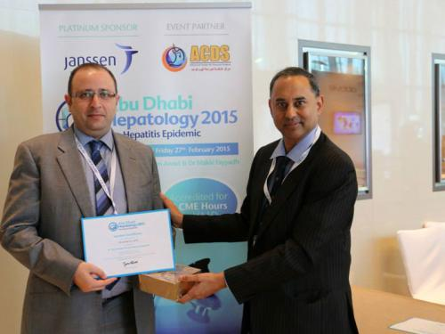 2nd Hepatology 2015- 27 Feb 15- Abu Dhabi