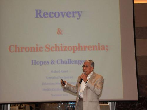 2nd Schizophrenia Forum and Morning Workshop- 11 Nov 16- Abu Dhabi
