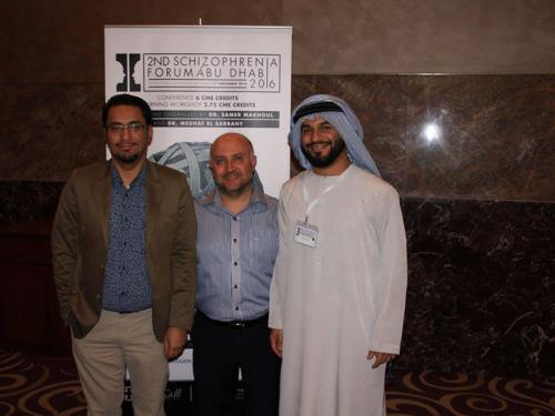 2nd Schizophrenia Forum and Morning Workshop- 11 Nov 16- Abu Dhabi