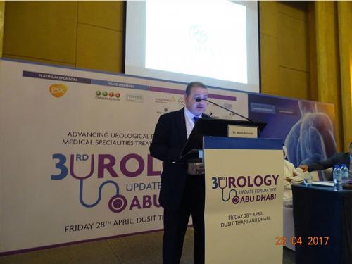 3rd Urology Update Forum- 28 Apr 17- Abu Dhabi