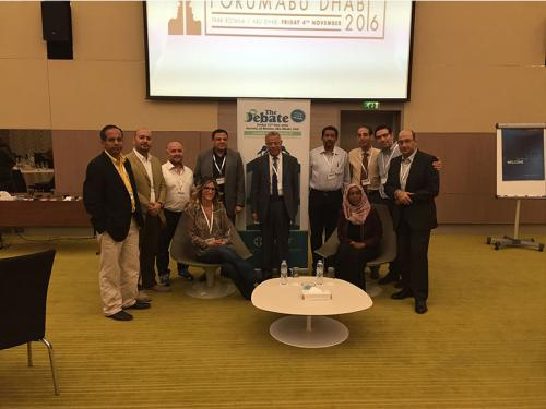 Mental Health Debate- 13 May 16- Abu Dhabi