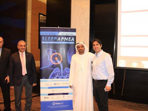 Sleep Apnea Conference 2016- 30 Sept 16- Abu Dhabi